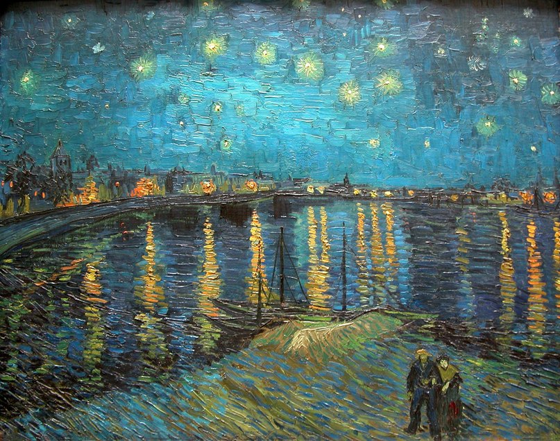 Starry, starry night (Vincent) Don McLean