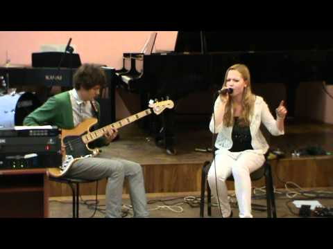 Mariann Shaguroff - Crazy for you (Adele cover)