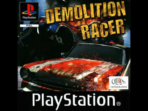 Demolition Racer Soundtrack - Fear Factory - Will This Never End