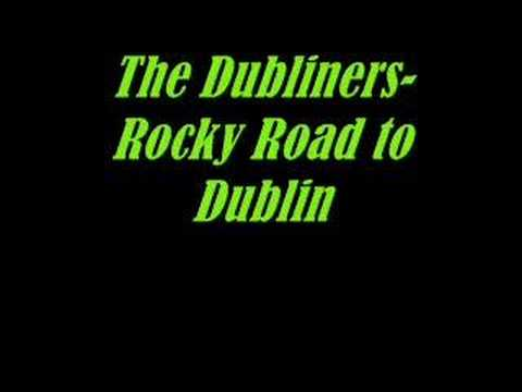 The Dubliners-Rocky Road to Dublin