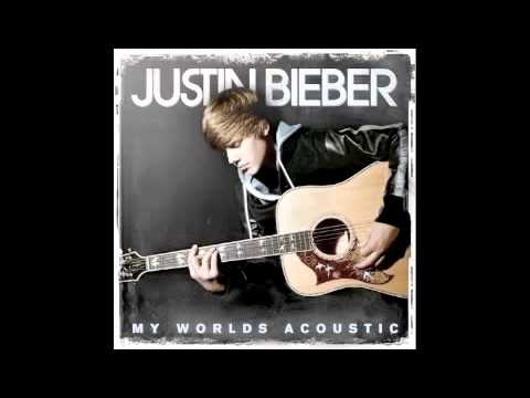 Justin Bieber - Down To Earth (My Worlds Acoustic) FULL