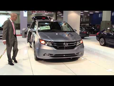 2014 Honda Odyssey Touring Elite Review- In 3 minutes you'll be an expert on the 2014 Odyssey